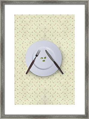 Diet Framed Print by Joana Kruse