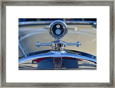 1928 Dodge Brothers Standard 6 Framed Print by George Atsametakis