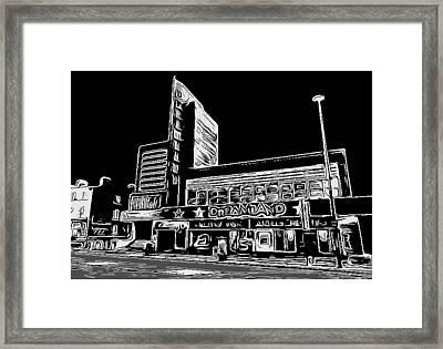 Dreamland Margate Framed Print by Jeff Laurents