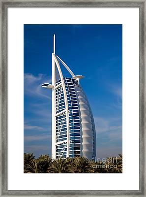 Dubai   Framed Print by Fototrav Print