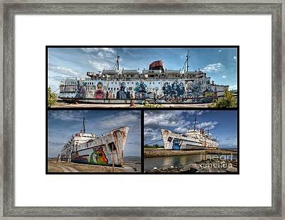 Duke Of Lancaster Framed Print by Adrian Evans