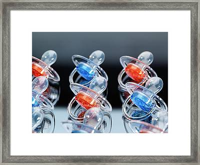 Dummies Framed Print by Tek Image