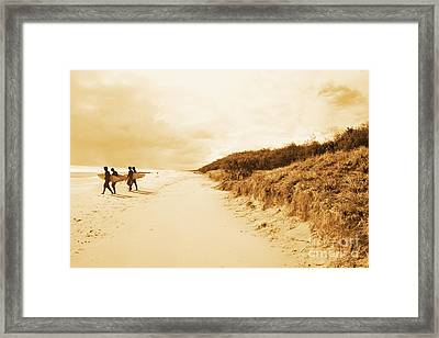 Endless Summer Framed Print by Jorgo Photography - Wall Art Gallery