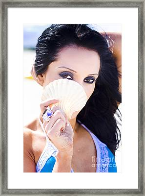 Environmental Mystery Concept Framed Print by Jorgo Photography - Wall Art Gallery