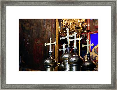 Europe, Russia, Suzdal Framed Print by Kymri Wilt