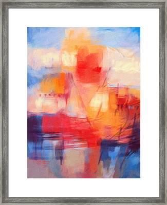 Fata Morgana Framed Print by Lutz Baar