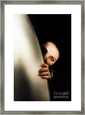 Fitness Framed Print by Jorgo Photography - Wall Art Gallery