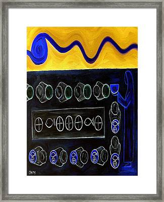 Five Loaves And Two Fish 2 Framed Print by Patrick J Murphy