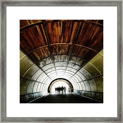 Friends Framed Print by Natasha Marco