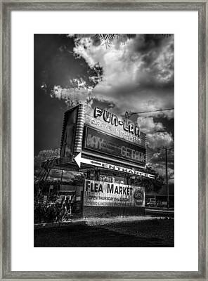 Fun-lan Framed Print by Marvin Spates