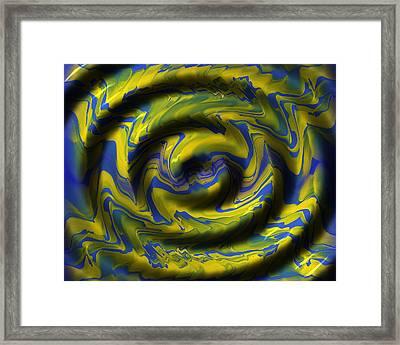 Generations 4 Framed Print by J D Owen