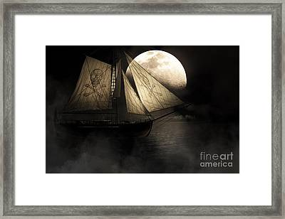 Ghost Ship Framed Print by Jorgo Photography - Wall Art Gallery