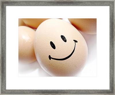 Good Egg Framed Print by Jorgo Photography - Wall Art Gallery