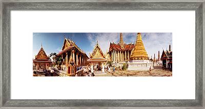 Grand Palace, Bangkok, Thailand Framed Print by Panoramic Images