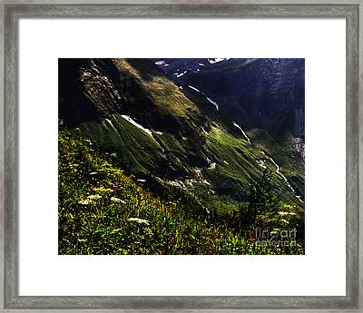 Hohe Tauern National Park Austria Framed Print by Gerlinde Keating - Galleria GK Keating Associates Inc