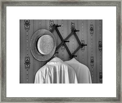 Home Framed Print by Dan Sproul