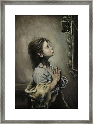 Hope Framed Print by Maci Fuhriman