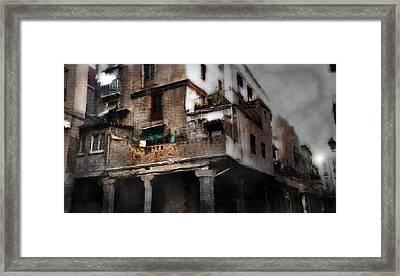 Hora Sexta Framed Print by David Fox
