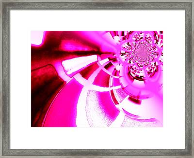 Imbuing II Framed Print by Aurelio Zucco