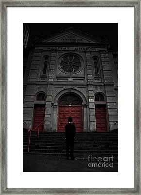 In Place Of Hope Framed Print by Jorgo Photography - Wall Art Gallery
