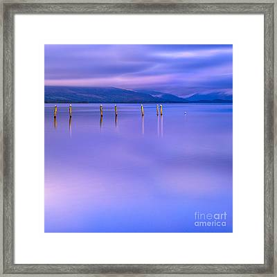 In The Realm Of Giants Framed Print by John Farnan