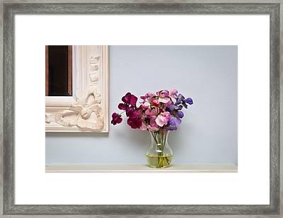 Interior Decor Framed Print by Tom Gowanlock