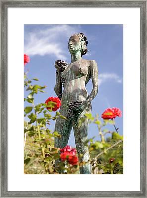 Italy, Cinque Terre, Manarola Framed Print by Jaynes Gallery