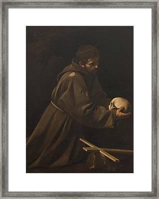 Italy, Lazio, Rome, Santa Maria Della Framed Print by Everett