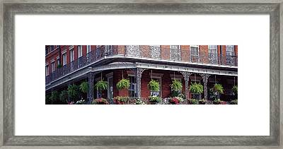 Jackson Square, French Quarter, New Framed Print by Panoramic Images