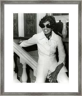 Josephine Baker Framed Print by Retro Images Archive