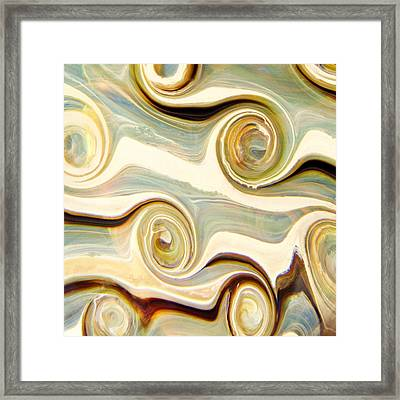 Jovian Framed Print by Jubilant  Art