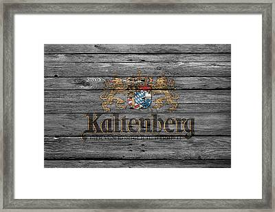 Kaltenberg Framed Print by Joe Hamilton