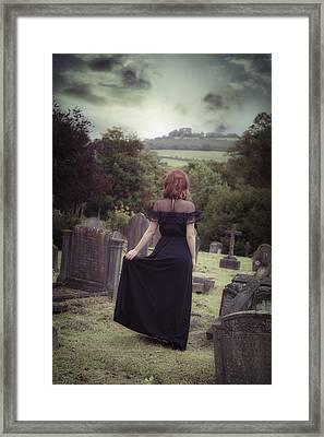 Left Alone Framed Print by Joana Kruse