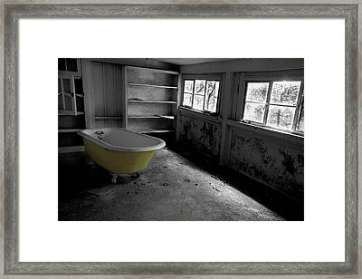 Left Behind Framed Print by Michael Eingle