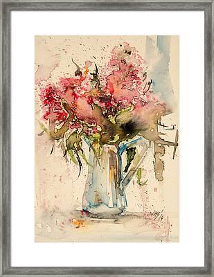 Lilac Framed Print by Kovacs Anna Brigitta