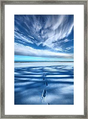 Looking Back Framed Print by Phil Koch