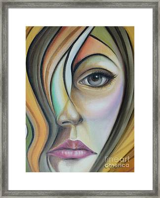 Lost 150808 Framed Print by Selena Boron
