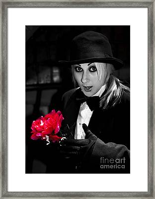 Love Is A Magic Trick Framed Print by Jorgo Photography - Wall Art Gallery