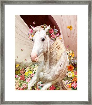 Love Framed Print by Kate Black