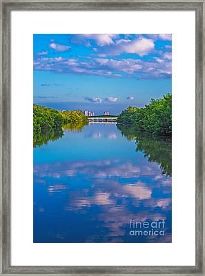 Lovers Key Beach State Park Framed Print by Anne Kitzman