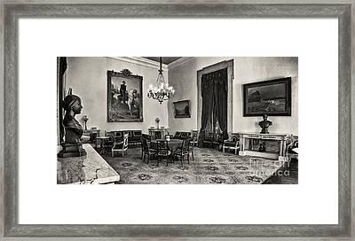 Mafra Palace Framed Print by Spart - Jose Elias - Sofia Pereira