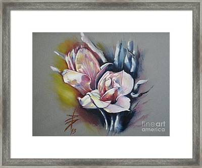 May Beauty Be With You Framed Print by Alessandra Andrisani