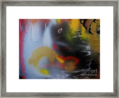 Memory Framed Print by Marija Djedovic