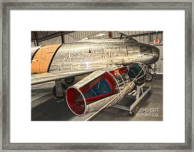 MIG Framed Print by Gregory Dyer
