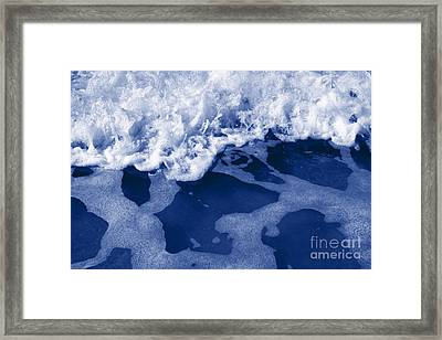 Mini Wave Framed Print by Jorgo Photography - Wall Art Gallery