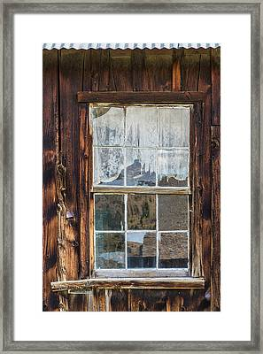 Montana, Virginia City Framed Print by Jaynes Gallery