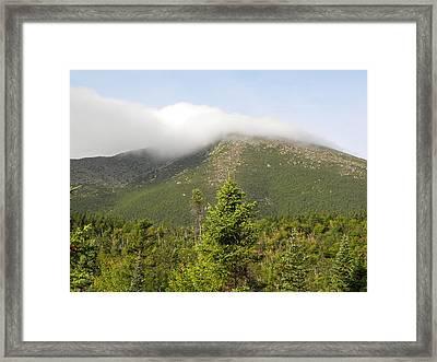 Mt. Katahdin 2 Framed Print by James Petersen