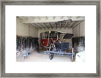 Mt Vernon - 01132 Framed Print by DC Photographer