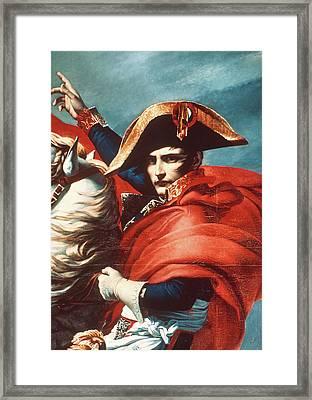 Napoleon Bonaparte (1769-1821) Framed Print by Granger