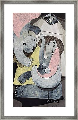 Noctis No. 2  Framed Print by Mark M  Mellon